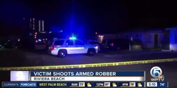Riviera beach fl attemped robbery