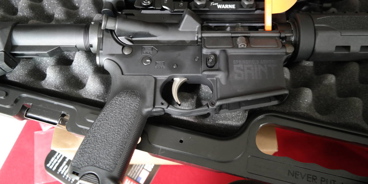 Springfield Armory the Saint AR-15
