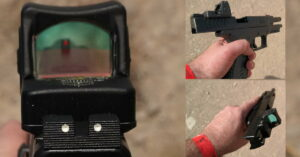How Red Dot Sights Can Save Your Life