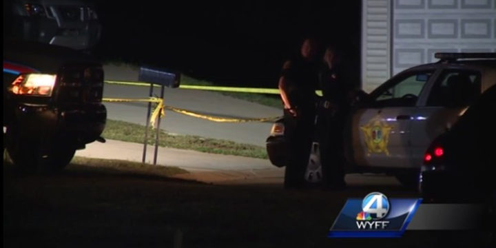 Teens shot in car theft