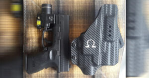 #DIGTHERIG – Dan and his Springfield XD in an Omega Holster
