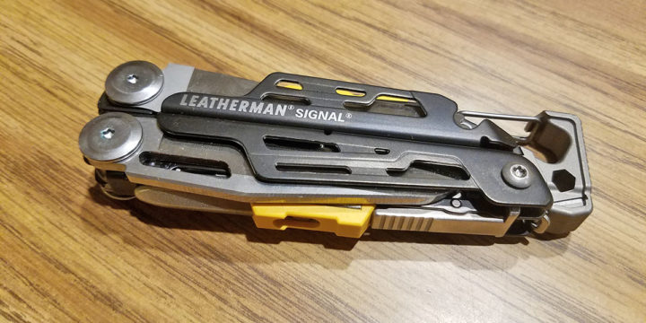 PRODUCT REVIEW] Leatherman Signal Multi-tool For Everyday Carry