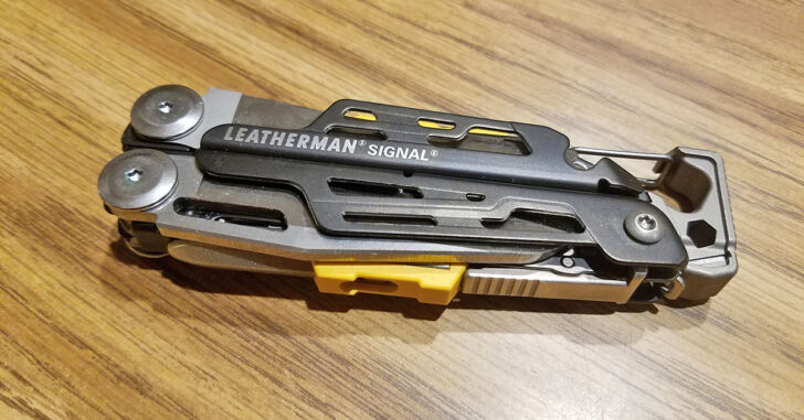 [PRODUCT REVIEW] Leatherman Signal Multi-tool For Everyday Carry