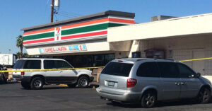 Armed Robber Shot And Killed By Concealed Carrier In Las Vegas 7-Eleven