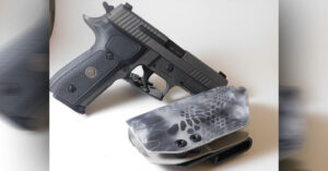 #DIGTHERIG – Von and his Sig Sauer Legion P229in an Alpha Concealment Systems Holster