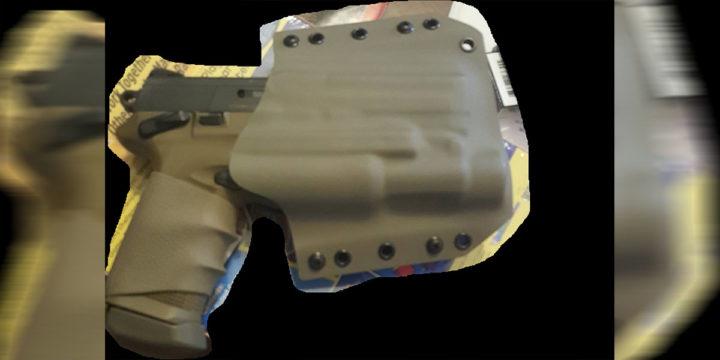 Fnx 45 holster modded pic