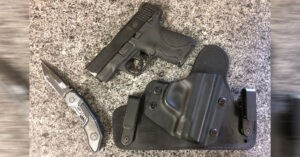#DIGTHERIG – Travis and his S&W M&P Shield 9mm in an Alien Gear Holster