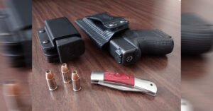 #DIGTHERIG – Jonathan and his Glock 26 in a Concealment Express Holster