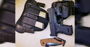 #DIGTHERIG – Chris and his Springfield XD9 in a Bravo Holster