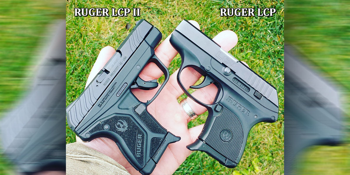 [FIREARM REVIEW] Ruger LCP II; The New Look Of The LCP