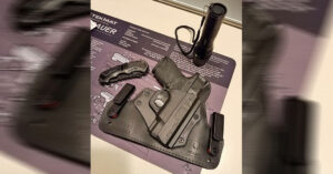 #DIGTHERIG – Kenny and his Smith and Wesson M&P Shield .40 in an Alien Gear / Concealed Nation Holster