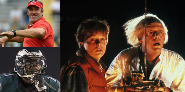 Back to the future doug pederson josh huff