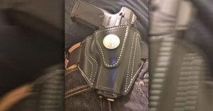 #DIGTHERIG – Thomas and his Ruger SR45 in a One In The Chamber Gear Holster