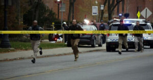 [BREAKING] Vehicle Smashes Into Students At Ohio State University, Violent Spree Ensues — Stopped By A Police Officer With A Gun
