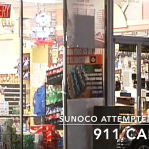 Sunoco robbery ccw