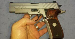 [FIREARM REVIEW] Sig Sauer P226 ASE (TALO)