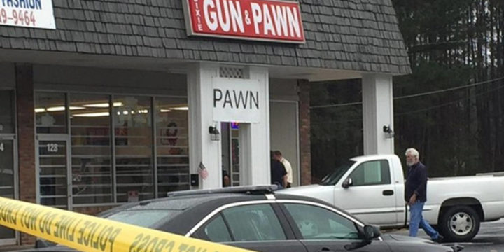 Dixie gun and pawn cobb county