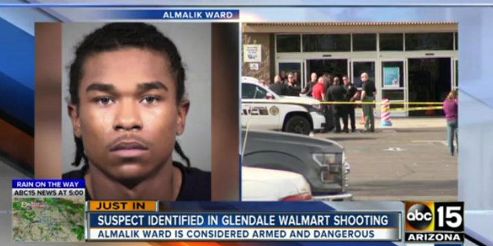 Glendale az ccw walmart shooter