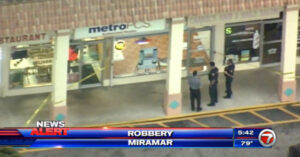 Miramar Cell Phone Shop Gets Hit — The Clerk Hits Back