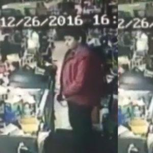 Philadelphia pa armed robbery convenience store