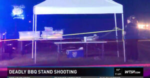 BBQ Stand Owner Shoots Man Threatening Father With A Spike — Police Clear Him Of Any Wrongdoing