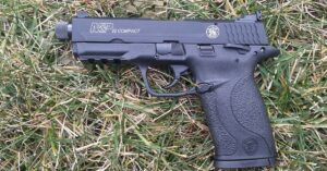 [FIREARM REVIEW] Smith & Wesson M&P 22 Compact