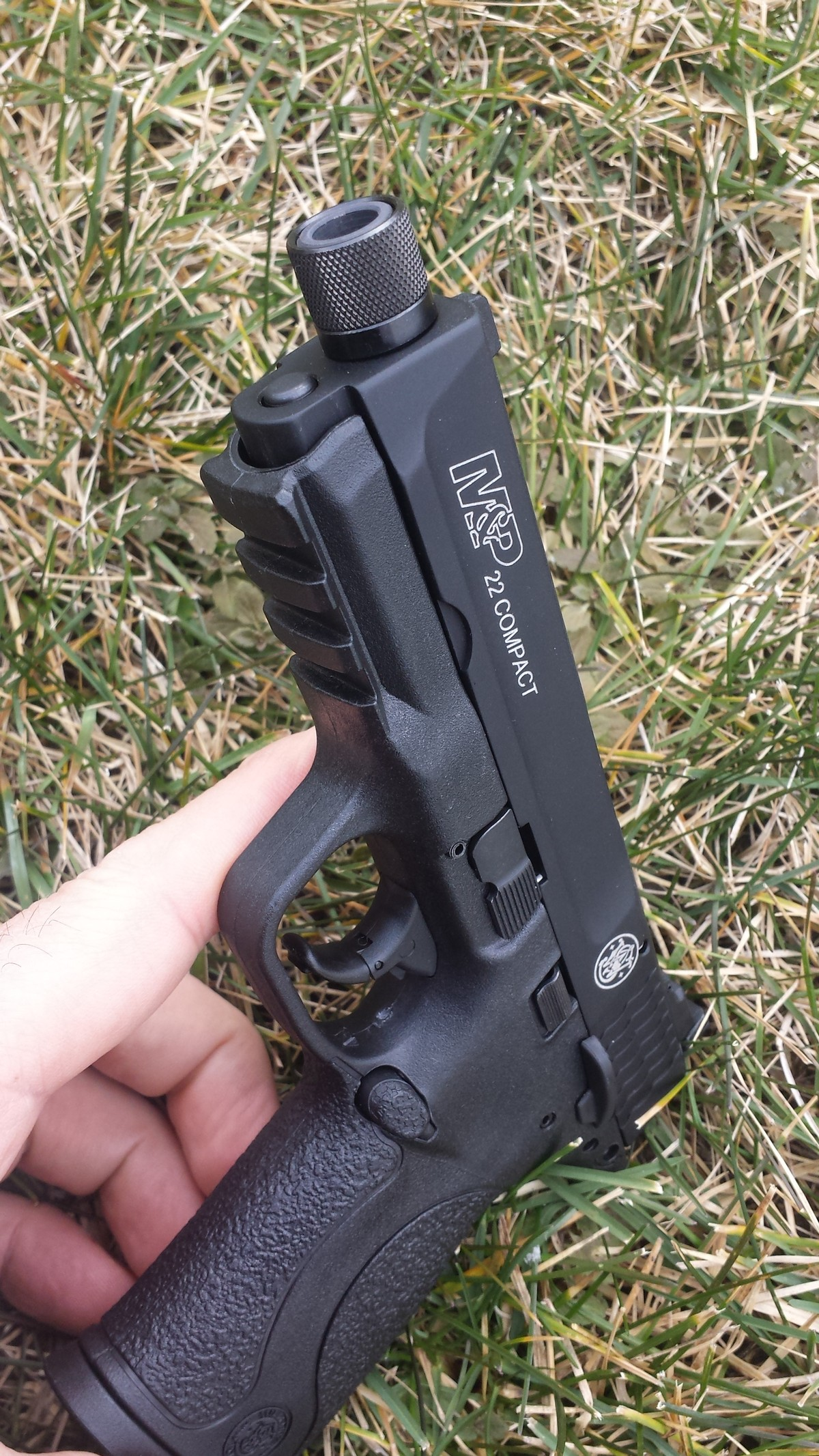 FIREARM REVIEW] Smith & Wesson M&P 22 Compact – Concealed Nation