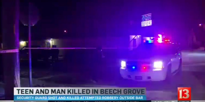 Beech grove shooting