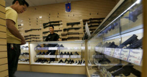 Chinese Immigrants Line Up To Buy Guns In California, Taking Advantage Of Right Denied In Their Home Country