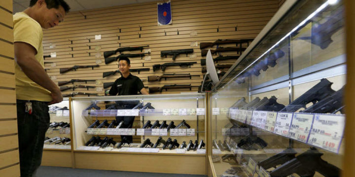 Chinese immigrants buy guns in la county