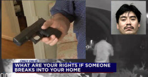 Years Of Training Pay Off Big For Homeowner — Not So Much For Home Intruder
