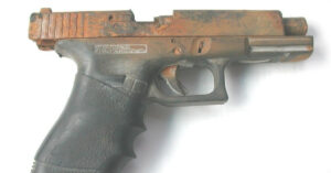 How To Remove Rust From A Handgun