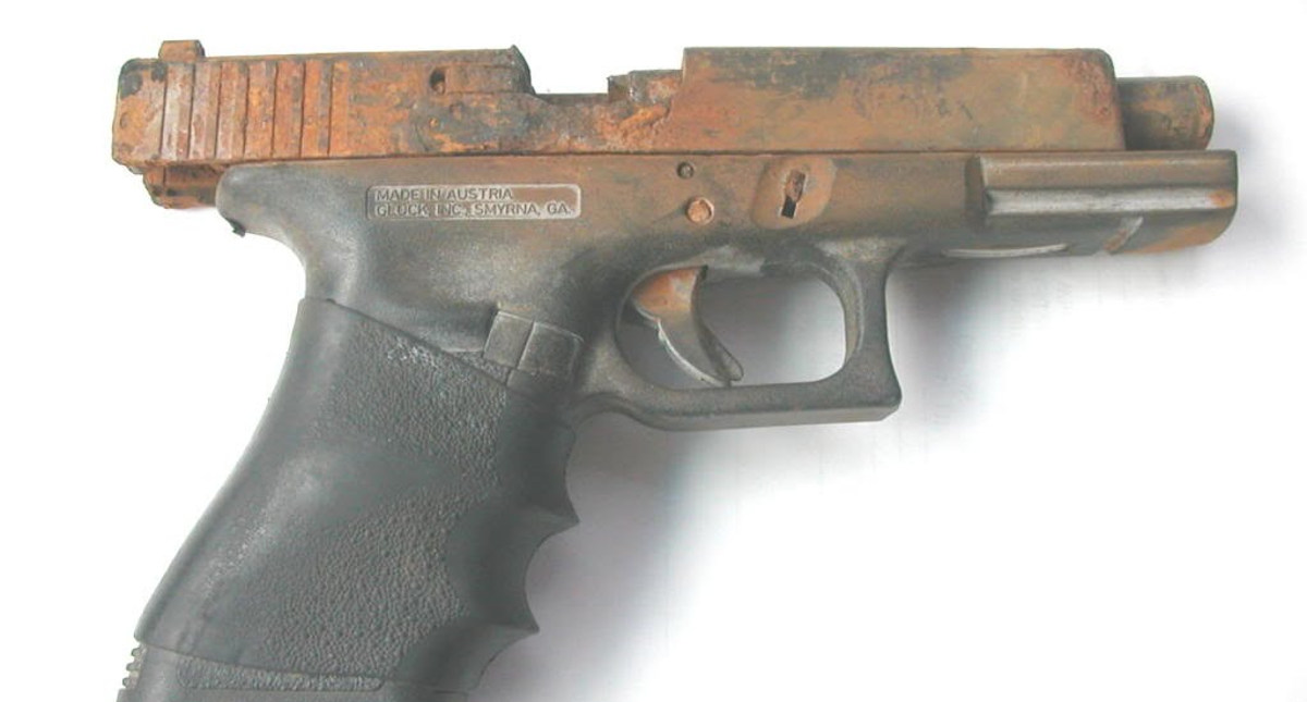 How To Remove Rust From A Handgun Concealed Nation