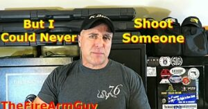 [VIDEO] In A Bad Situation, Could You Actually Pull The Trigger?