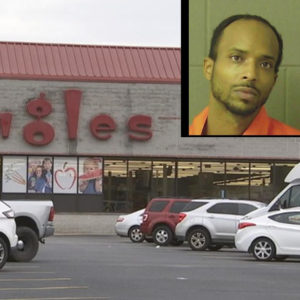 Ingles grocery store robbery