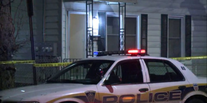 New haven home invasion shooting