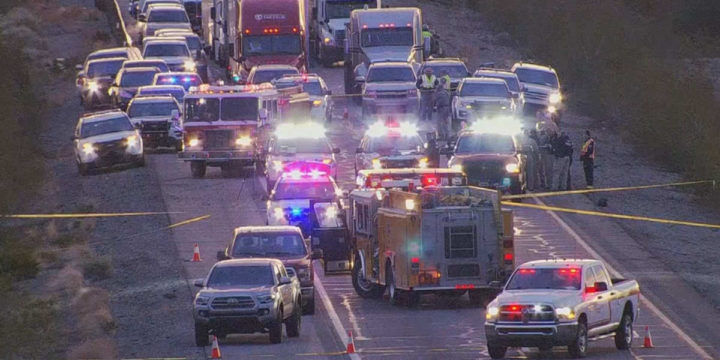 Phoenix az trooper wounded motorist helps