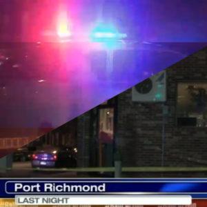 Port richmond lucky lepprechaun shooting
