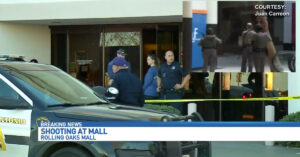 BREAKING: Mass Shooting At Rolling Oaks Mall — Two Good Samaritans Intervened, One Was Killed And The Other Injured