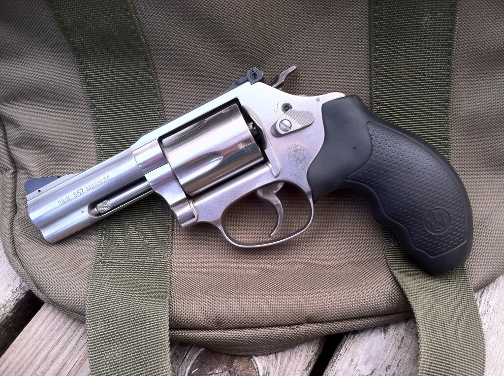 Three Reasons NOT To Carry A Revolver – Concealed Nation