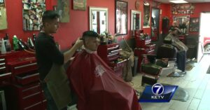Barbershop Owner Speaks After Defending Himself And His Brother Against An Armed Robber