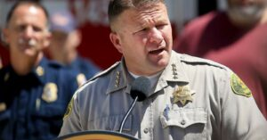 Lake County Sheriff Allegedly Breaks 2011 Settlement With Correctional Officers, Stopping Them From Carrying Outside Of Jail — Guess Who's Going To Pay For That?
