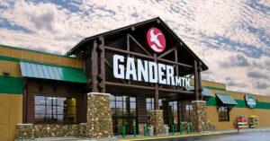 Gander Mountain Files For Bankruptcy