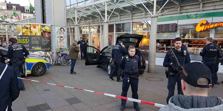 Germany car attack