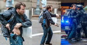 Man Who Pulled Gun On Protestors In Portland Demonstration Found Guilty