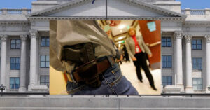 Maybe Third Time's A Charm? Utahns Brace For Gov. Herbert's Decision On Permitless Concealed Carry