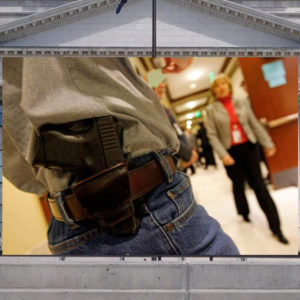 Utah permitless concealed carry