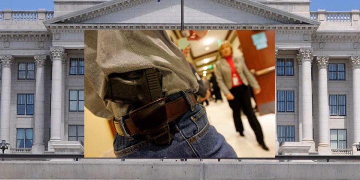 Utah permitless concealed carry