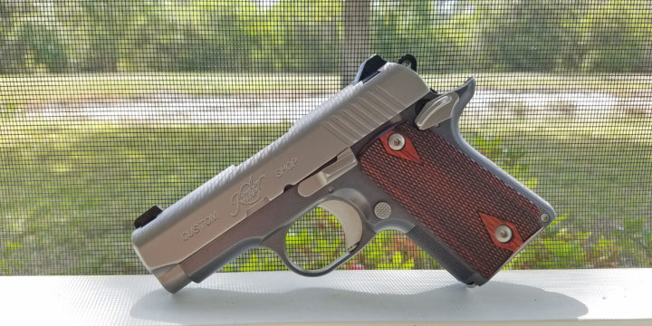 FIREARM REVIEW] Kimber Micro 9 CDP – Concealed Nation