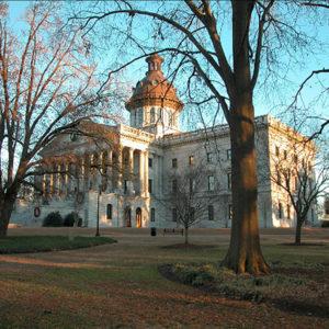 South Carolina State House Legislature